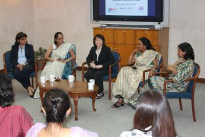 Renuka Ramnath, MD & CEO, Multiples Alternate Asset Management, at Biz Divas Delhi Chapter Launch