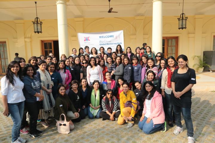 Global Mentoring Walk – Delhi/NCR