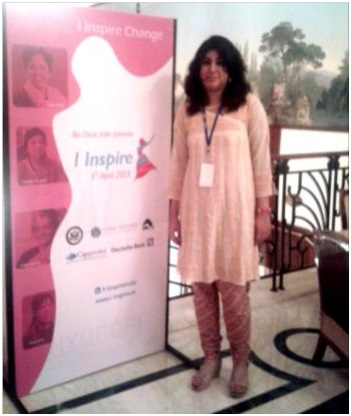 "Report on ""I-Inspire: National Conference of Women Leaders"""