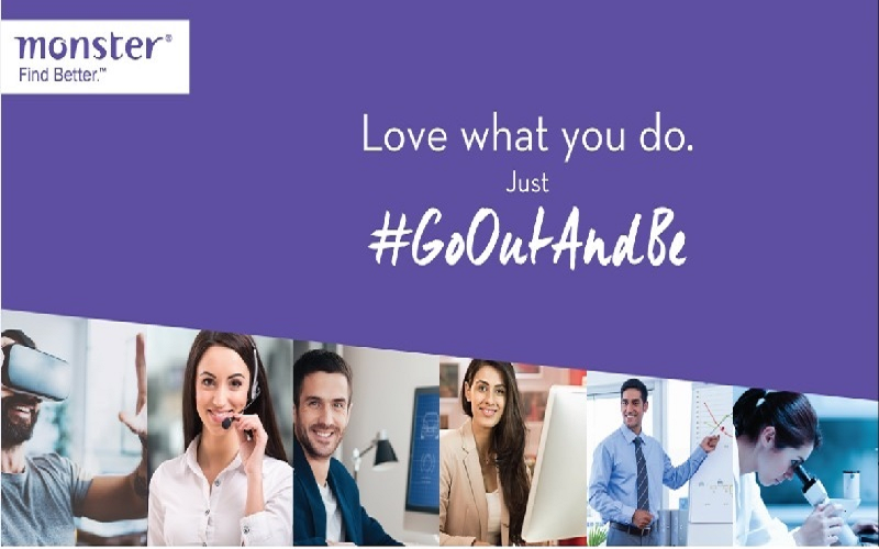 Ready to #GoOutAndBe? Follow our 7-step guide to success