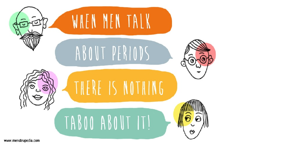 Including Men in Menstrual Conversations – Is it needed?