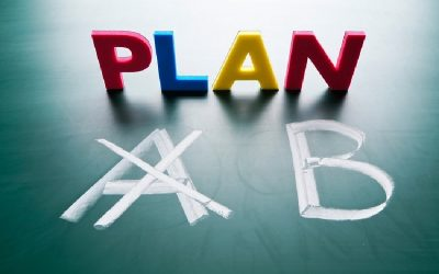 How do you create a Plan B for your career?