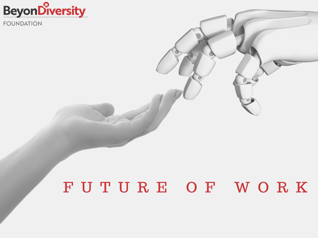Tweet Chat – 27th March 2019 – Future of Work