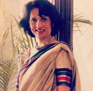 Indian Wonder Woman – Bina Ramani