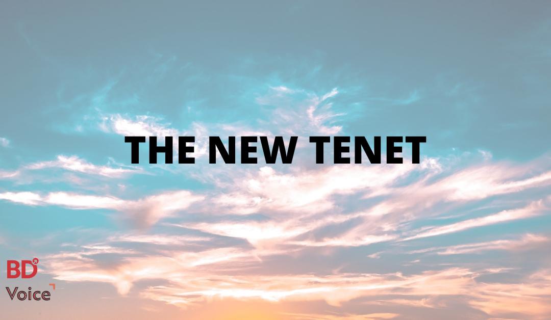 THE NEW TENET